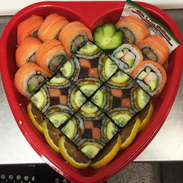 mosaicos sushi 3