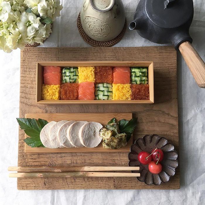 mosaicos sushi 5