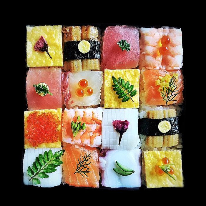 mosaicos sushi 6