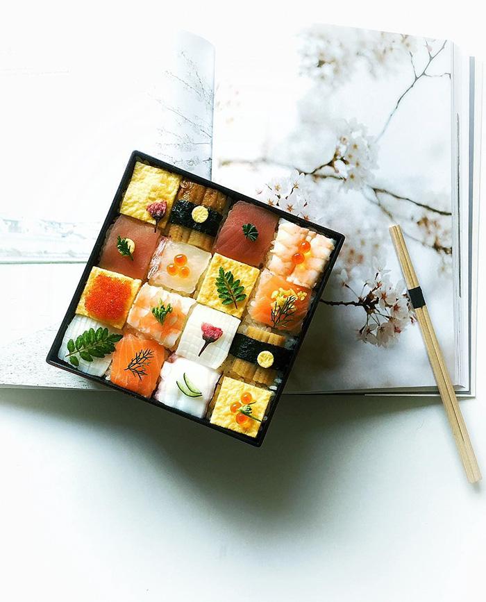 mosaicos sushi 7