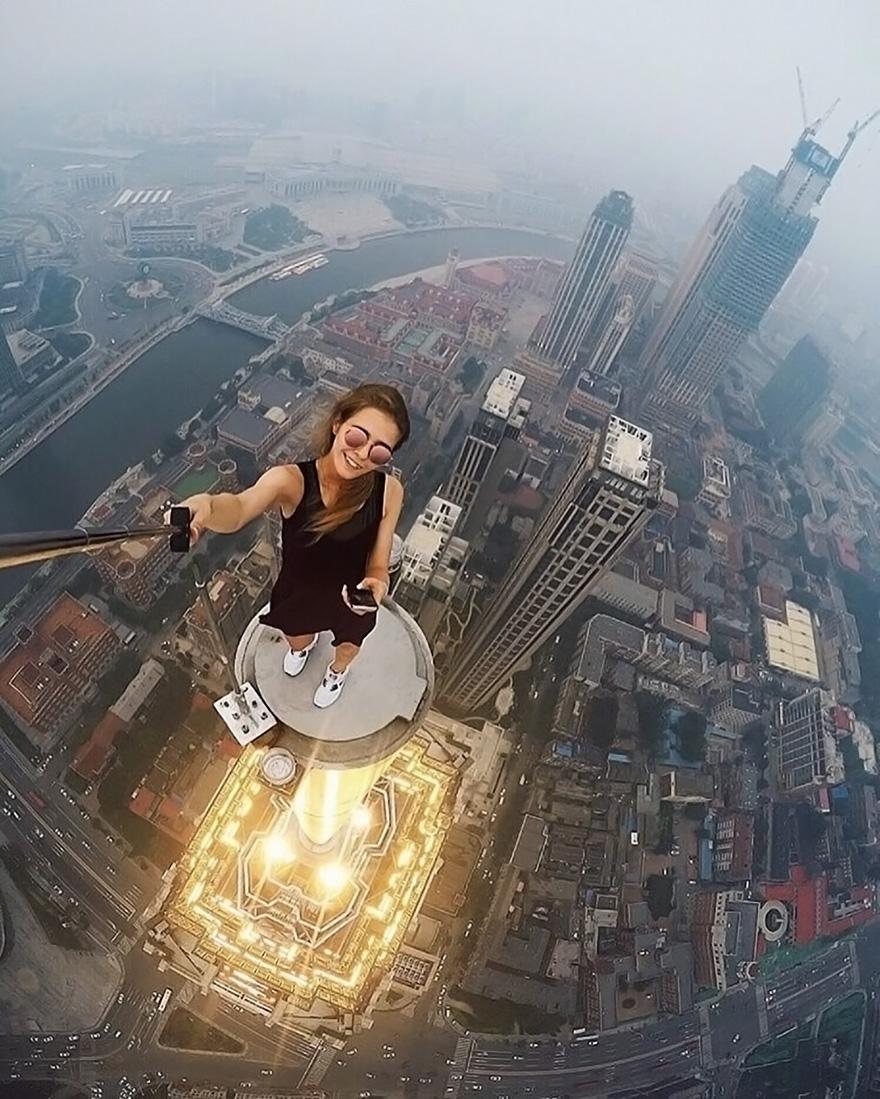 selfies peligrosos 1