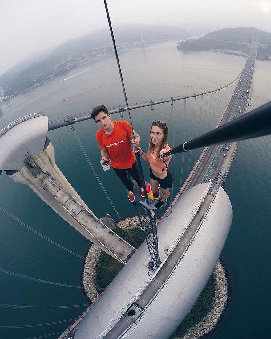 selfies peligrosos 13