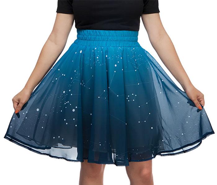 falda-estrellada-1
