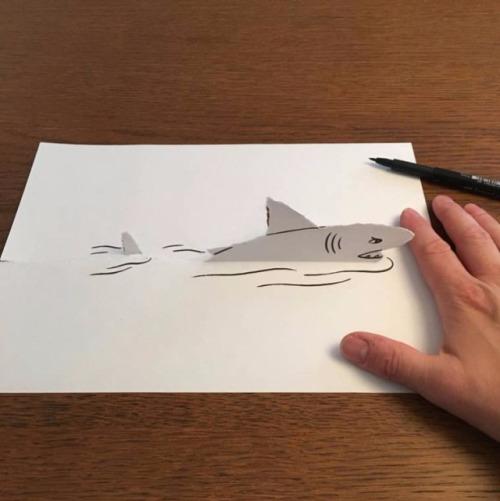 ilustraciones-interactuan-con-el-papel-12