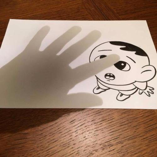 ilustraciones-interactuan-con-el-papel-16