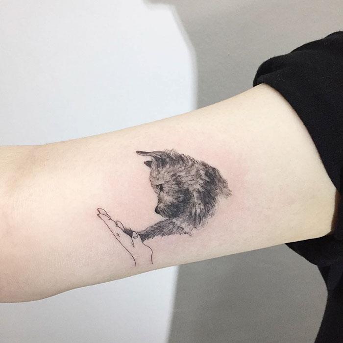 38d4554a2 Tatuajes sutiles - Donvago.com