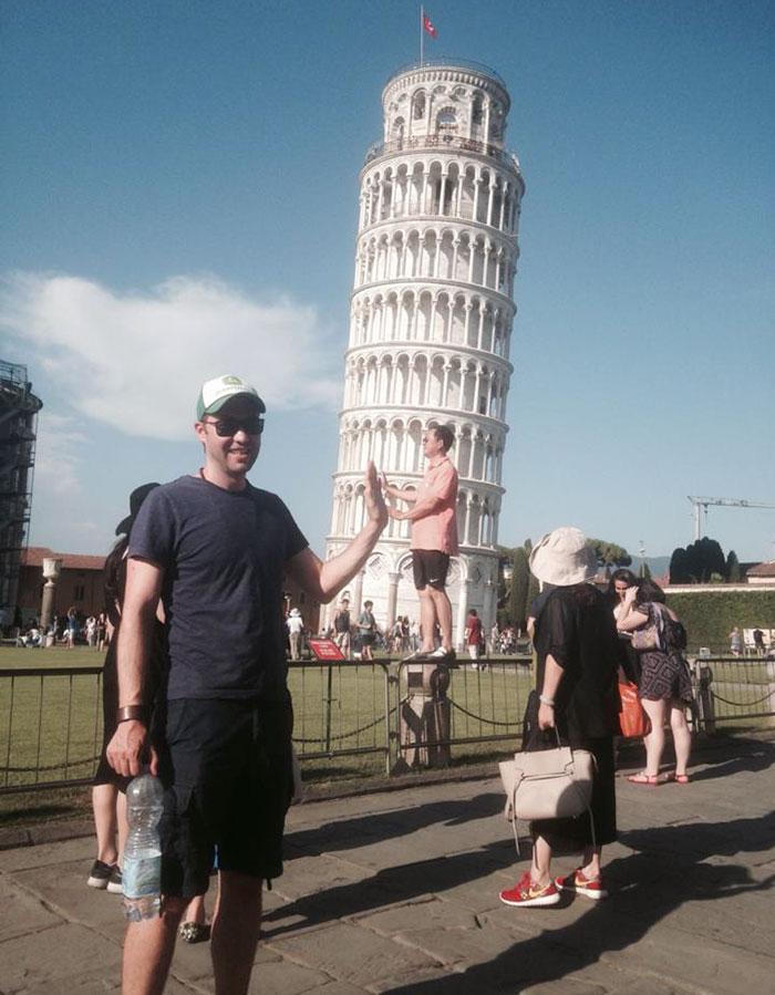troleo Torre de Pisa 5