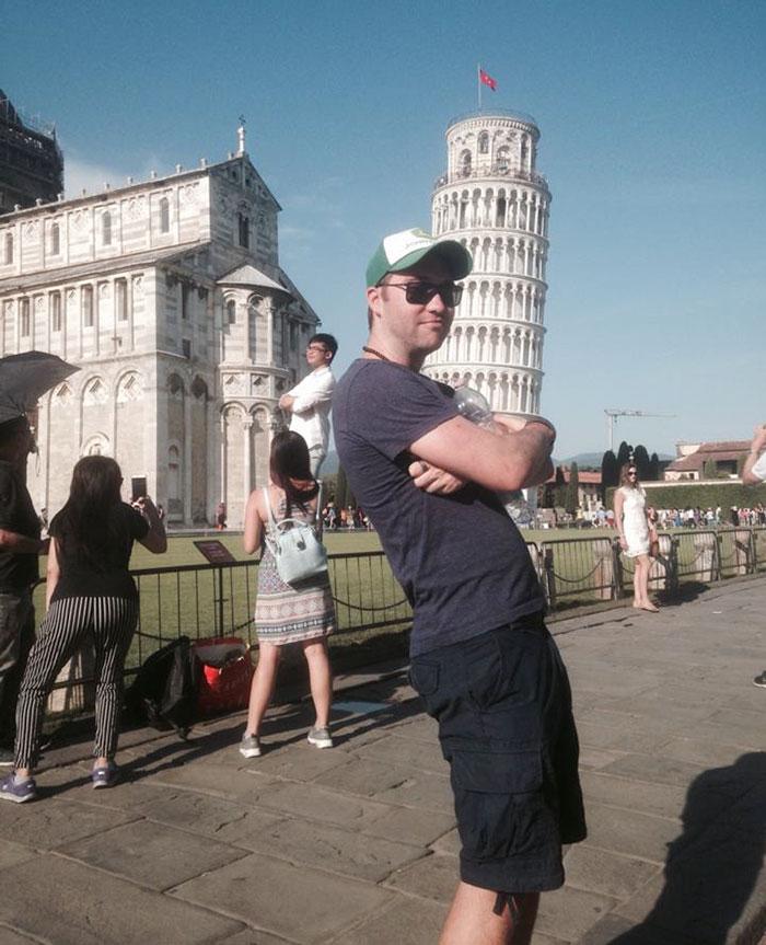 troleo Torre de Pisa 7