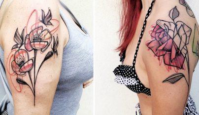tatuajes-que-parecen-vibrar-en-la-piel-1