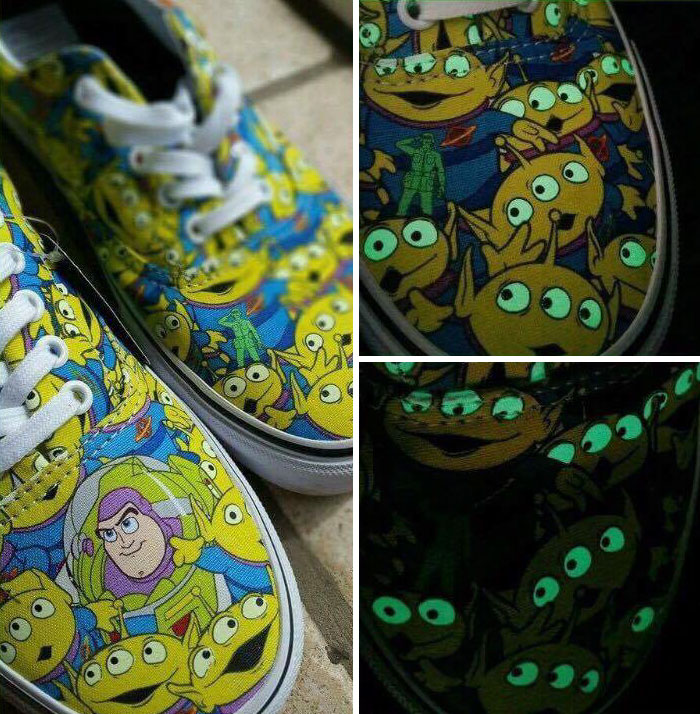 vans zapatillas toy story