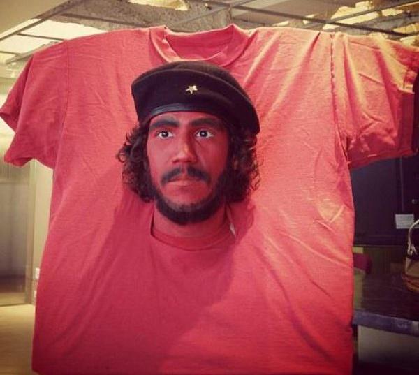 Disfraz de camiseta del Che Guevara 67416afd60e