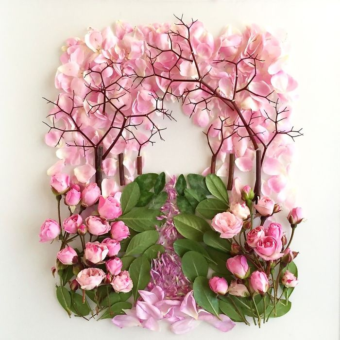 flores-dibujos