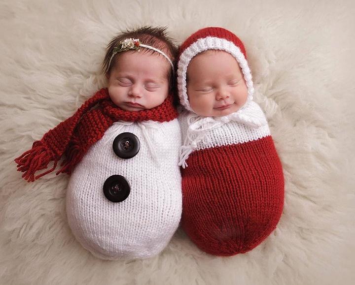 gemelos-Navidad