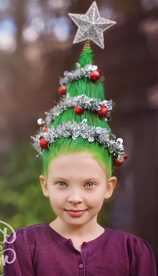 peinado-de-arbol-de-Navidad