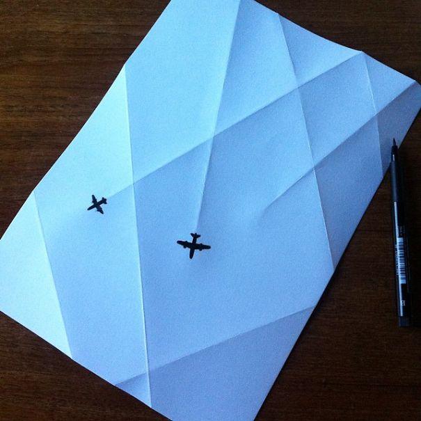 dibujos-hojas-papel