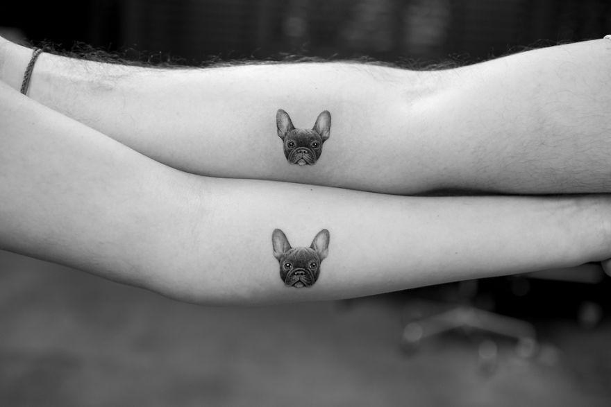 Ideas para tatuarse un perro 7767970867d