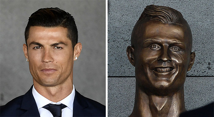 Cristiano-busto