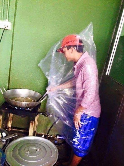 cocinero-higiene