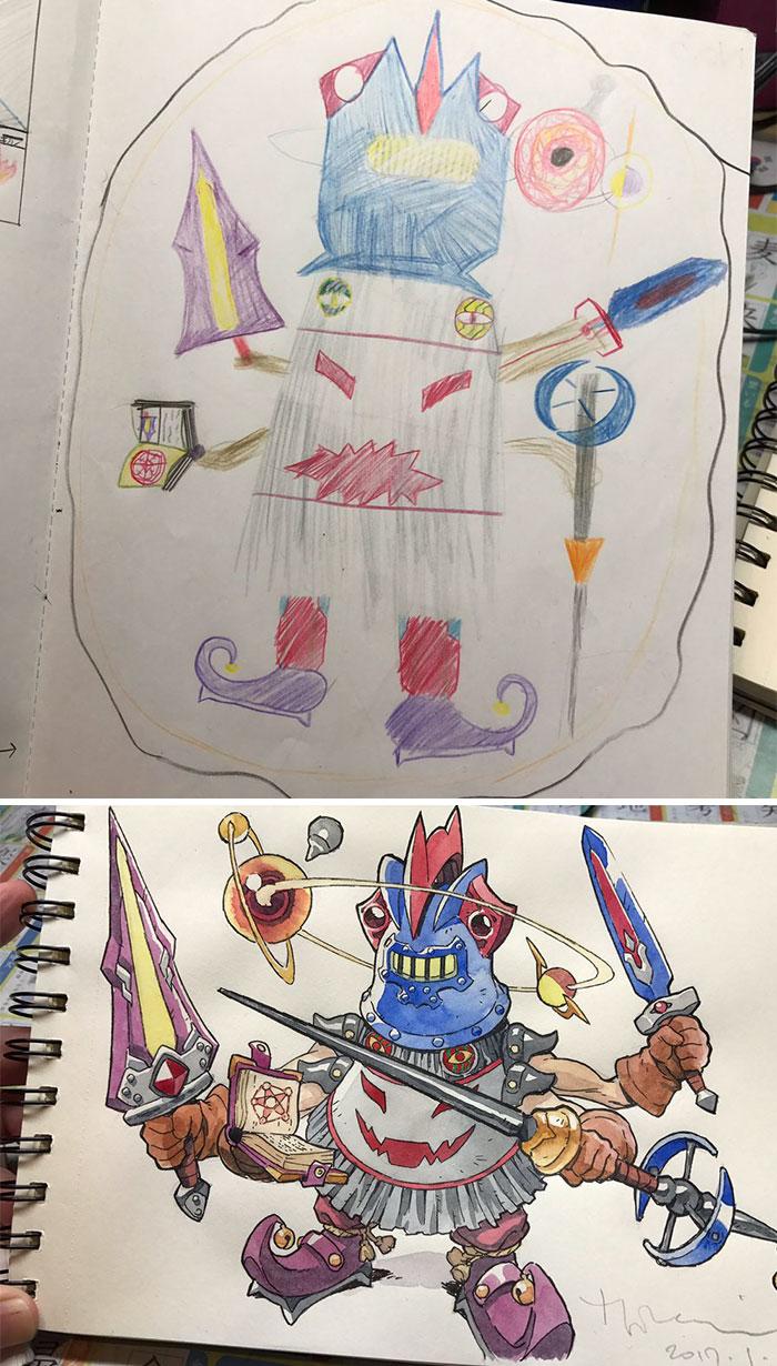 dibujos-ninos-anime