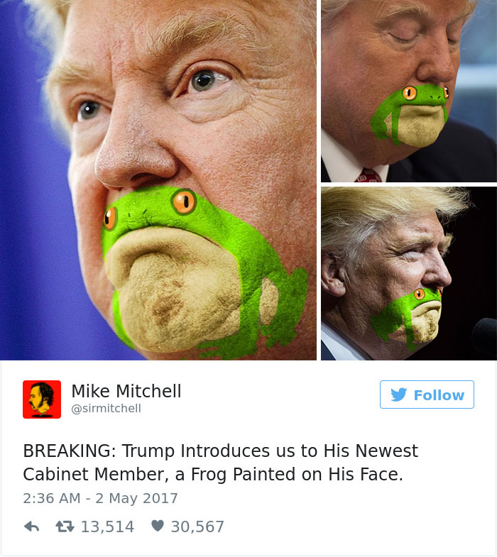 papada-Trump