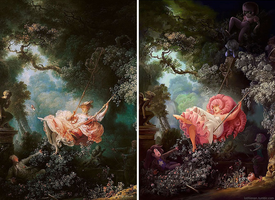 pintura-clasica-friki