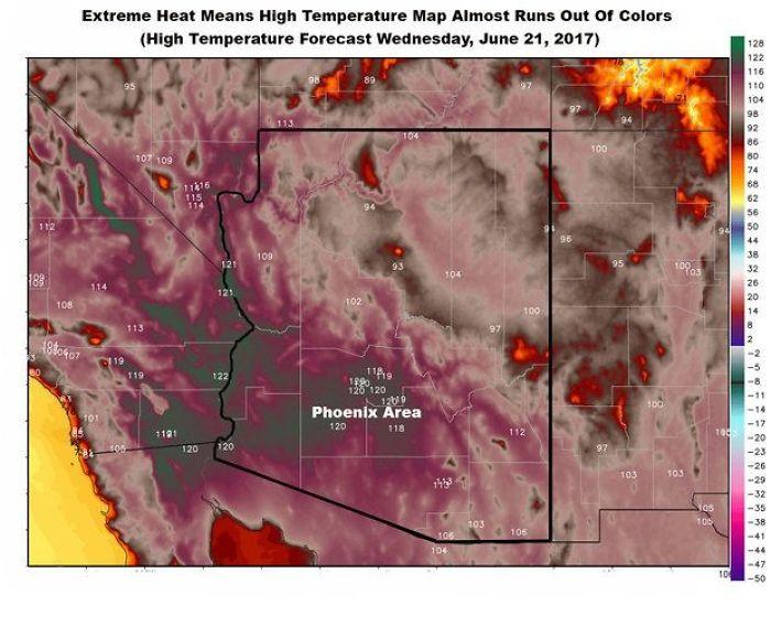 Arizona-calor