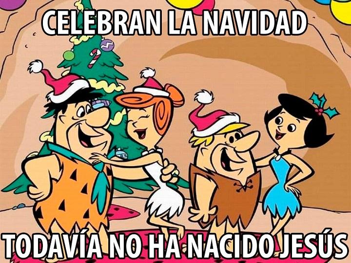 Navidad-Picapiedra