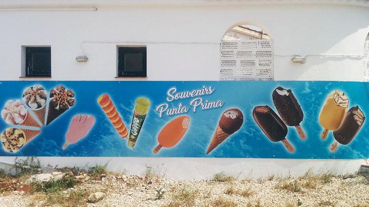 Souvenirs-Punta-Prima