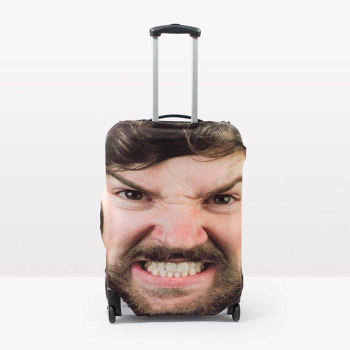 maleta-con-un-careto-impreso