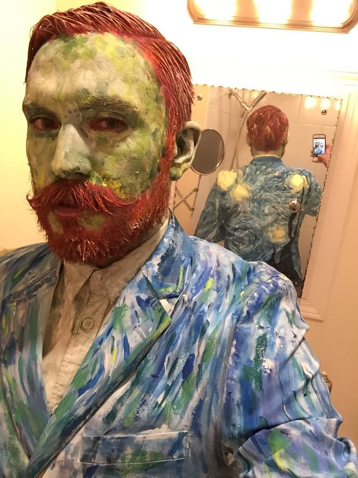 disfraz-de-Van-Gogh