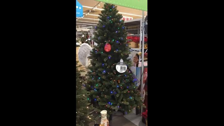 Rbol de navidad que se monta solo - Arbol tipico de navidad ...