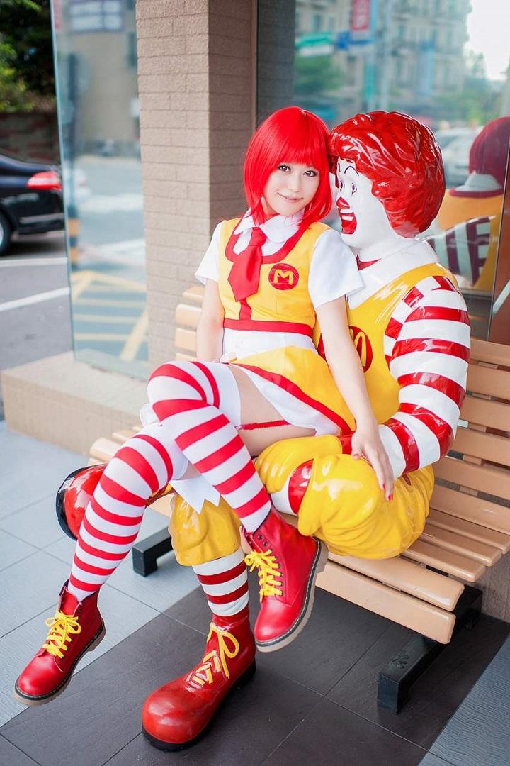 novia-Ronald-McDonald