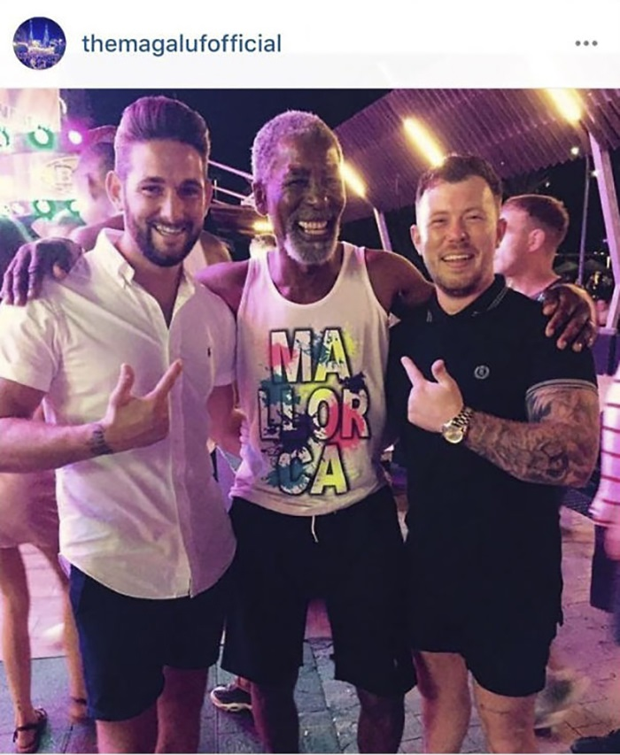 El-doble-de-Morgan-Freeman-en-Magaluf