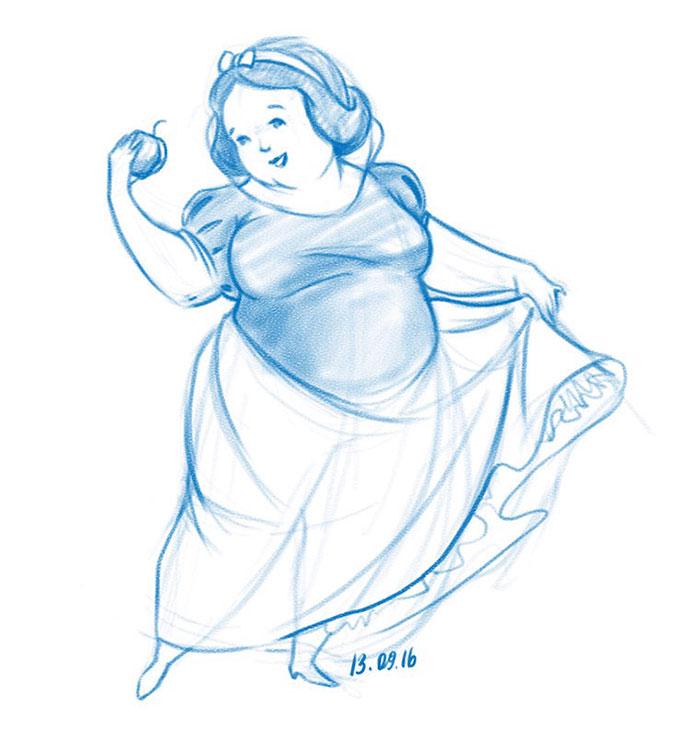 princesas-Disney-obesas