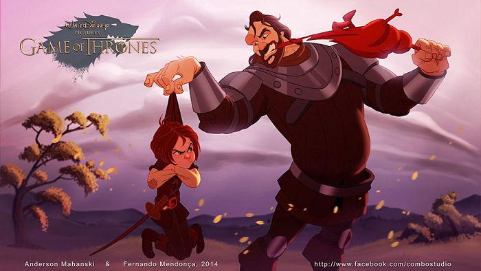 Juego-de-Tronos-Disney
