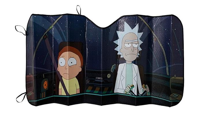 parasol-Rick-y-Morty