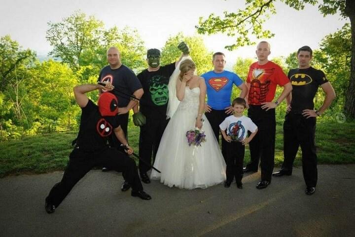 boda-friki-de-los-vengadores