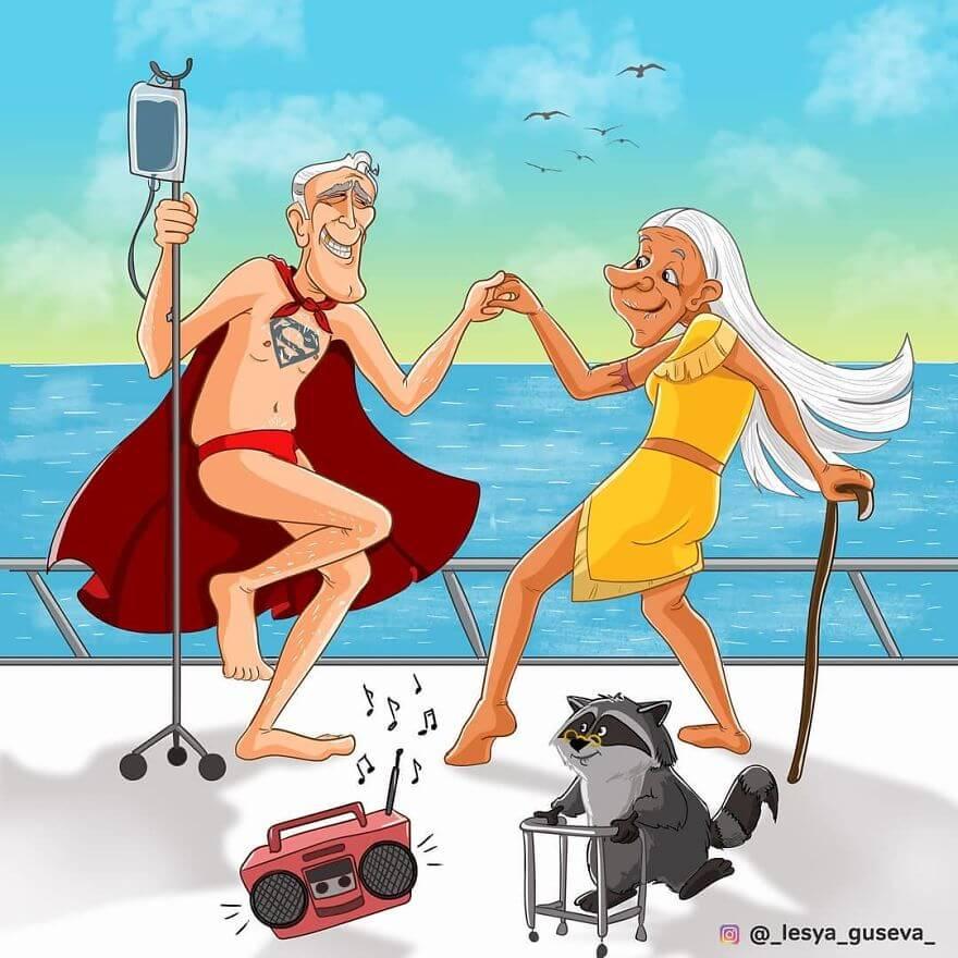 dibujos-personajes-viejos