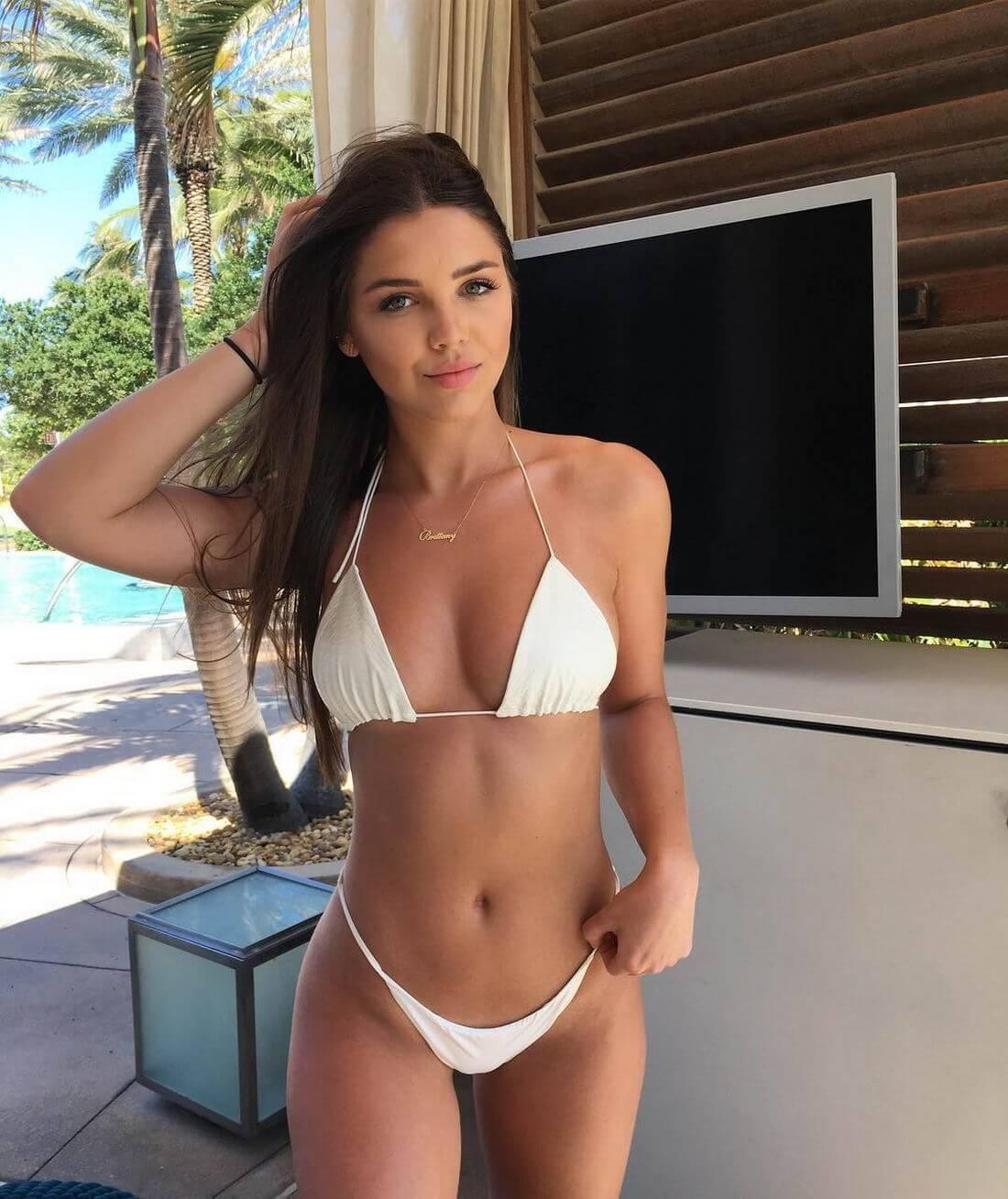 Ana Lucia Dominguez En Tanga fotos de mujeres en bikini - donvago