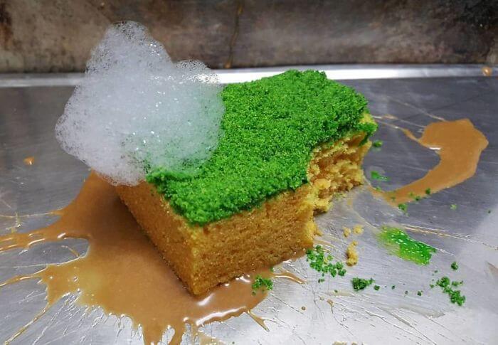 pastel-esponja