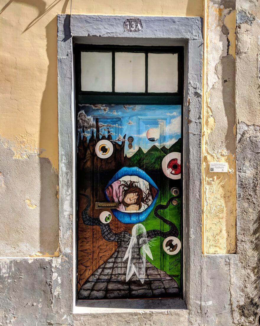 puerta-Madeira