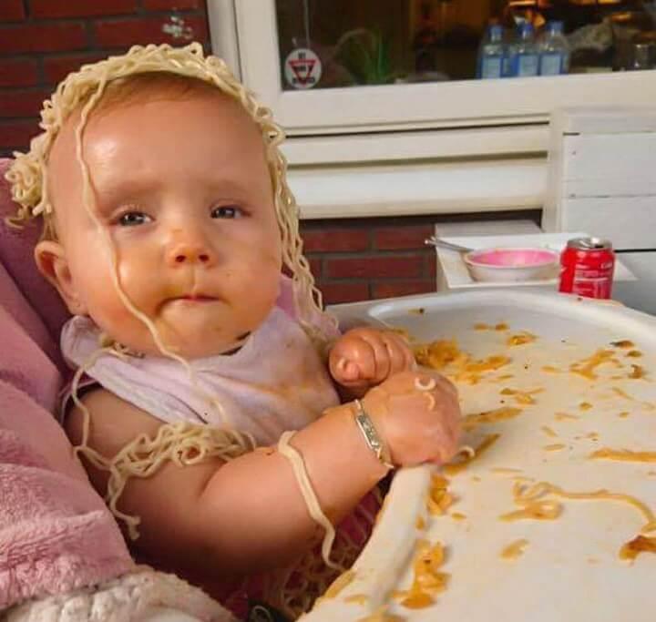 bebe-espaguetis