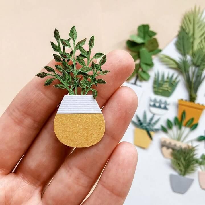 plantas-papel-sin-tijeras