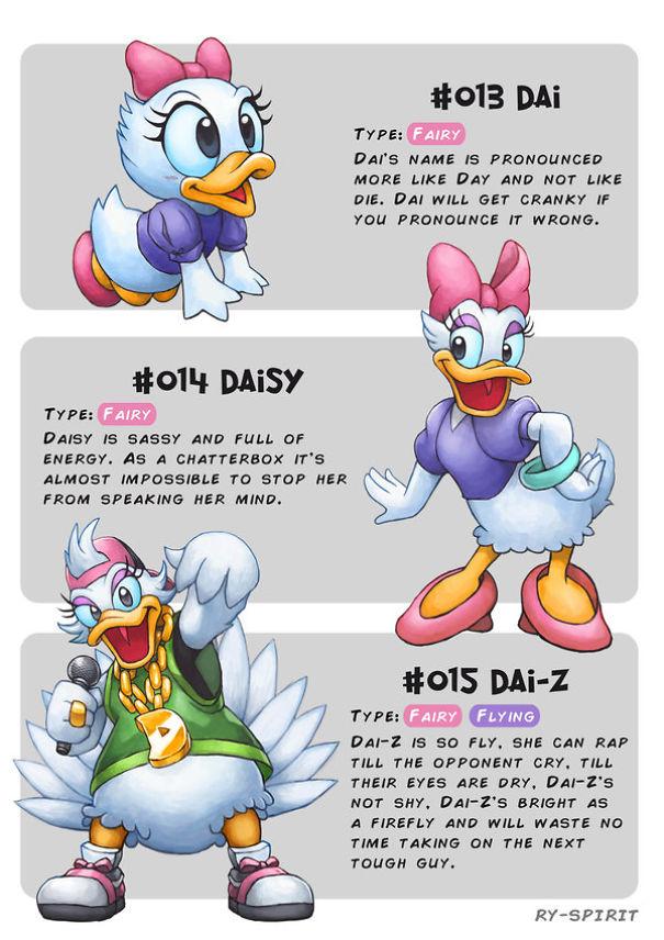 Disney-Pokemon