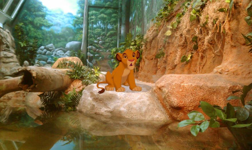 El triste final de personajes Disney | 3Memes com