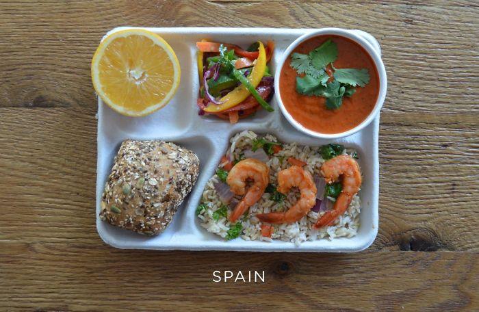finest selection 96b88 72325 Diferencias en la comida de los colegios de diferentes países