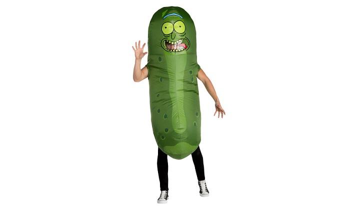 disfraz-Pickle-Rick