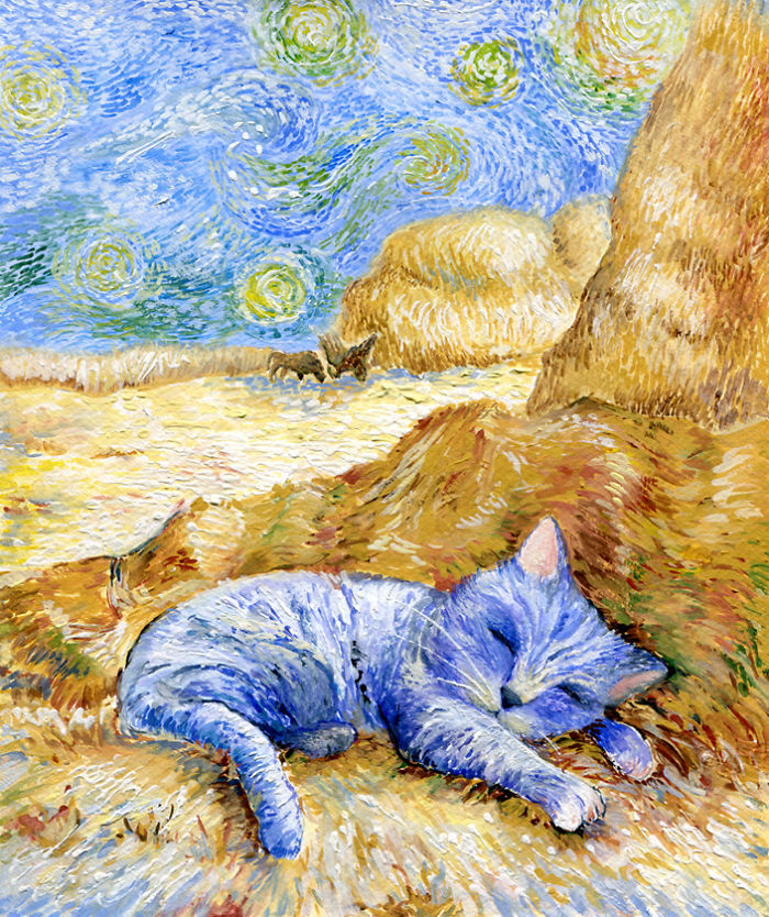 gato-artistico