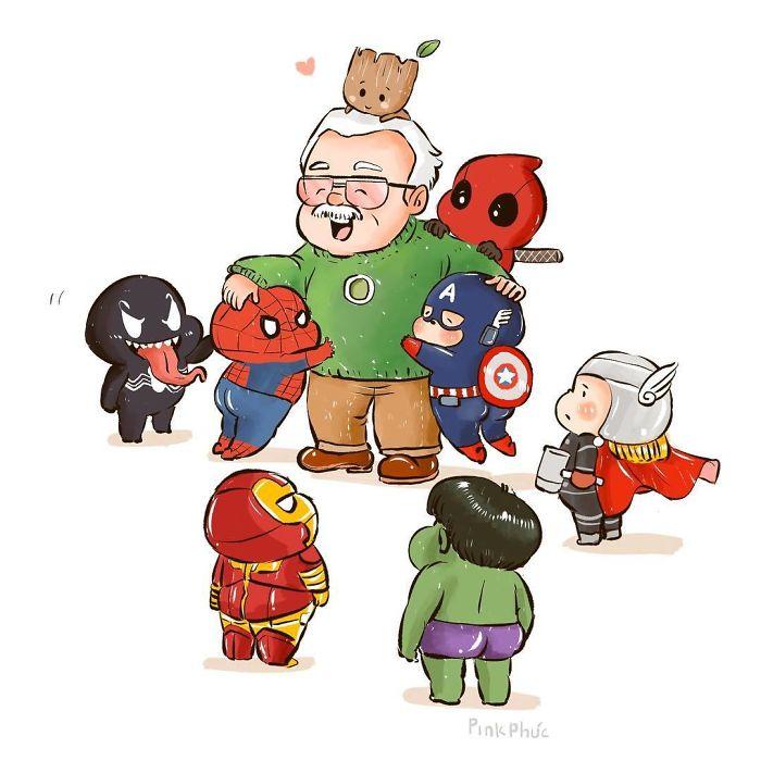 homenaje-a-Stan-Lee