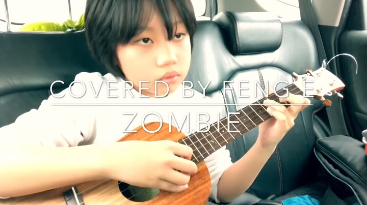 Zombie-cover